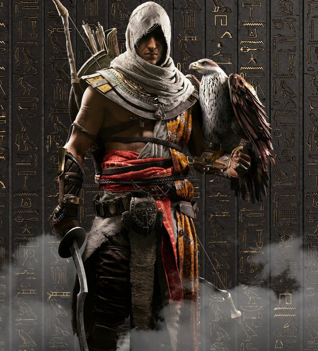 Buy Assassin S Creed Origins Deluxe Edition Computer Game Store Gamefy